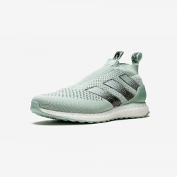 Adidas Ace 16+ PureControl UltraBoost BY1599 Green Vapgrn/Vapgrn/Cblack Casual Shoes