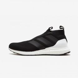 "Adidas Ace 16+ Ultraboost ""Core Black"" AC7748 Black Cblack/Cblack/Cblack Casual Shoes"