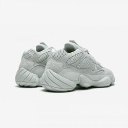 "Adidas Yeezy 500 ""Salt"" EE7287 Grey Salt/Salt/Salt Casual Shoes"