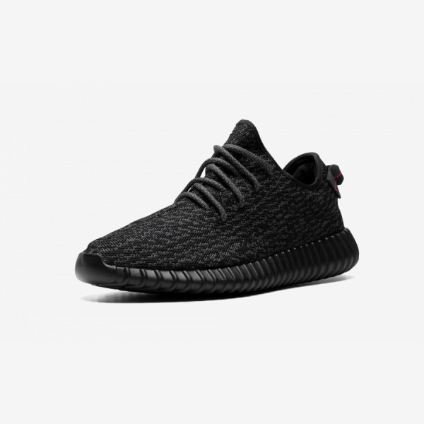 Adidas Yeezy Boost 350 BB5350 Black Pirblk/Blugra/Cblack Casual Shoes