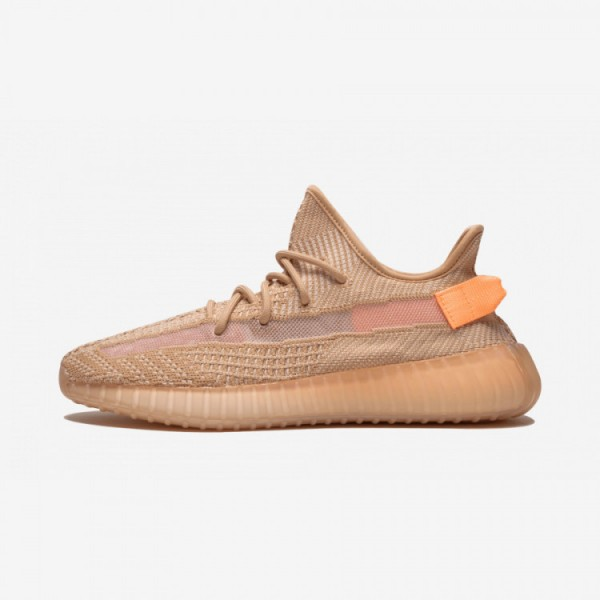 "Adidas Yeezy Boost 350 V2 ""CLAY"" EG7490 Orange Clay/Clay/Clay Casual Shoes"