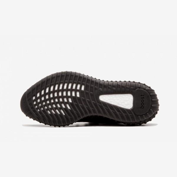 Adidas Yeezy Boost 350 V2 CP9652 Black Cblack/Cblack/Red Casual Shoes