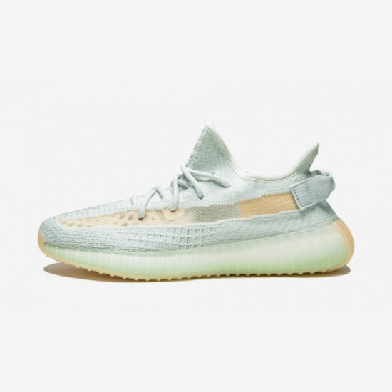 """Adidas Yeezy Boost 350 V2 """"Hyper Space"""" EG7491 Green Hypers/Hypers Casual Shoes"""