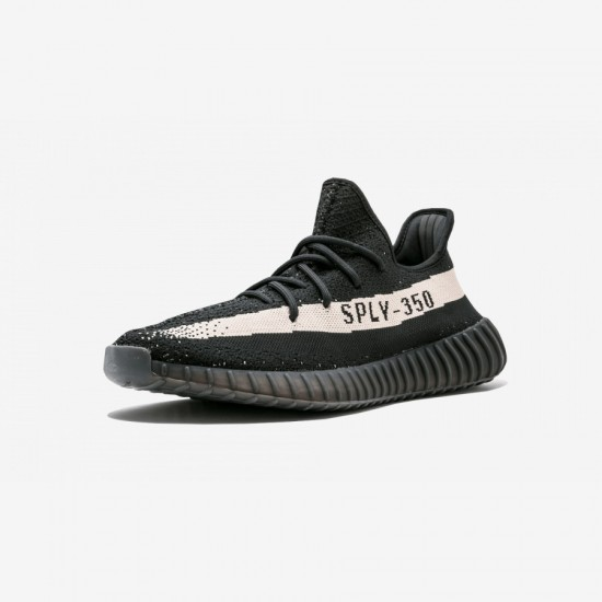 "Adidas Yeezy Boost 350 V2 ""Oreo"" BY1604 Black Cblack/Cwhite/Cblack Casual Shoes"