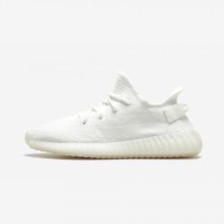 "Adidas Yeezy Boost 350 V2 ""Triple White"" CP9366 White Cwhite/Cwhite/Cwhite Casual Shoes"