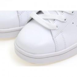 Adidas Originals Stan Smith White Black Gray Unisex Sneakers B26590