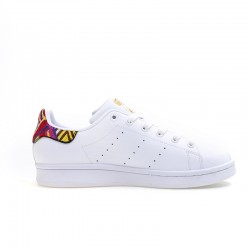 Adidas Originals Stan Smith White Black Leather Unisex Sneakers CQ2814
