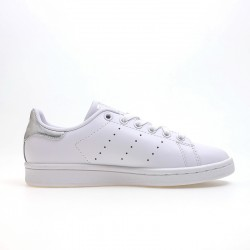 Adidas Originals Stan Smith White Gray Unisex Sneakers BA7728