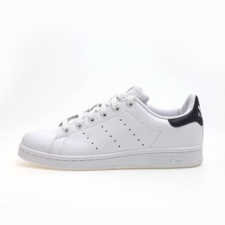 Adidas Originals Stan Smith White Black Unisex Sneakers S75213