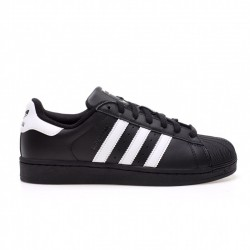 Adidas Superstar Black White Unisex Casual Shoes B27140