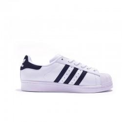 Adidas Superstar Unisex White Black Casual Shoes CM8082