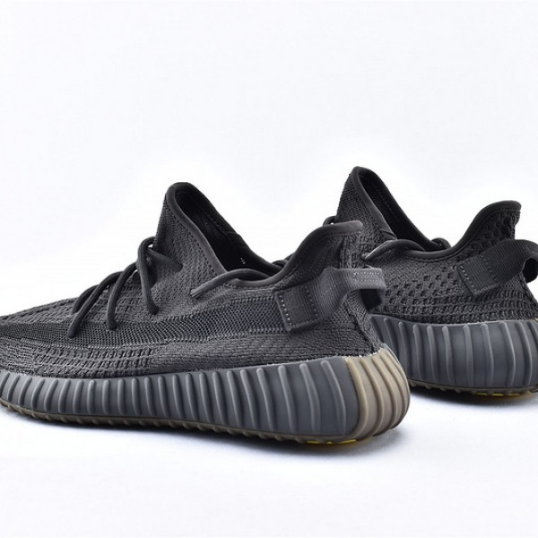 Adidas Yeezy Boost 350 V2 All Black Unisex Running Shoes FY4176