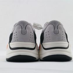 Adidas Yeezy 700 Runner Black Gray Orange Unisex Running Shoes B75571