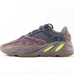 Adidas Yeezy 700 Mauve Purple Black Unisex Running Shoes EE9614