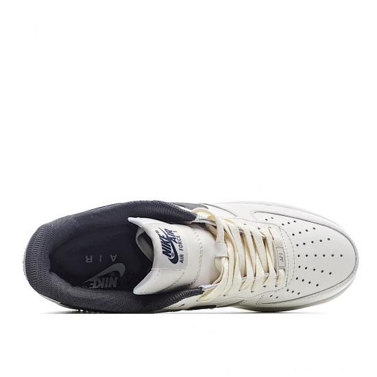 Nike Air Force 1 07 Beige Black CT7875-998 Sneakers