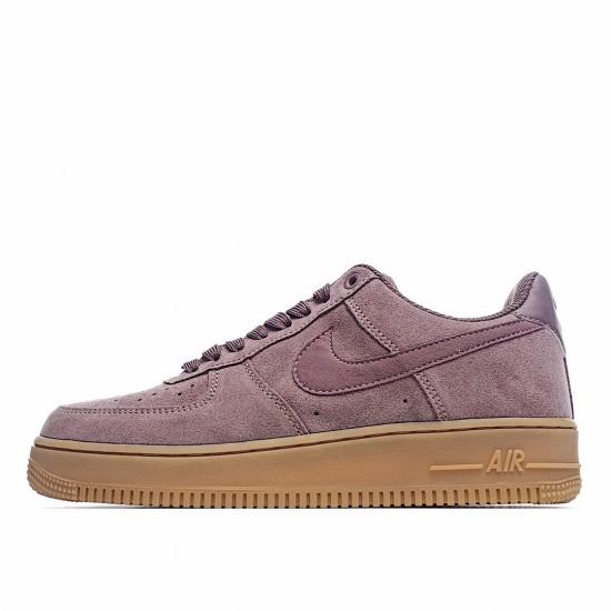 Nike Air Force 1 07 Brown Pink AA0287-201 Sneakers