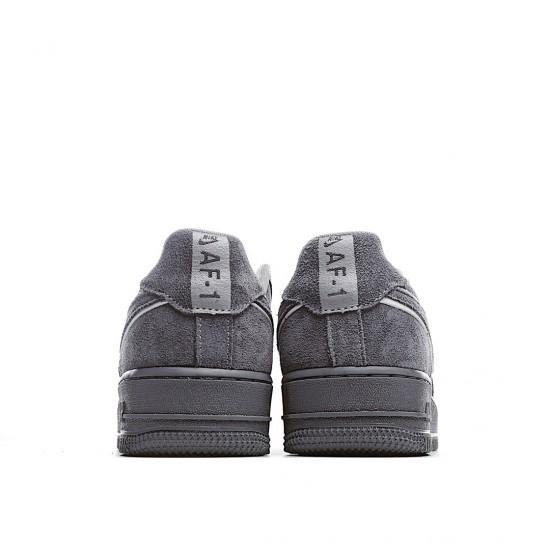 Nike Air Force 1 07 Grey 3M AA1117-201 Sneakers