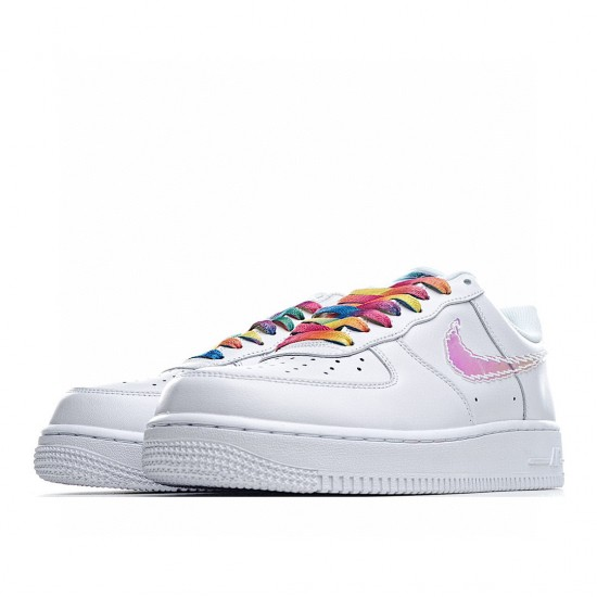 Nike Air Force 1 07 Low Good Game White Multi DC1699-100 Sneakers