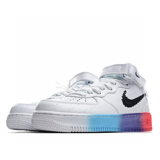 Nike Air Force 1 07 Mid Have A Good Game DC3280-101 Sneakers