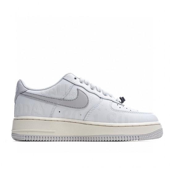 Nike Air Force 1 07 Premium Toll Free CJ1631-100 Sneakers