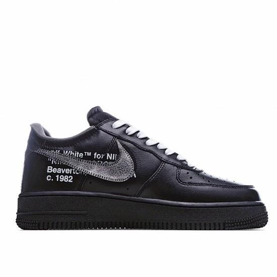 Nike Air Force 1 07 Virgil x MoMA AV5210-001 Sneakers
