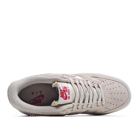 Nike Air Force 1 07 White LtPink CI2677-001 Sneakers