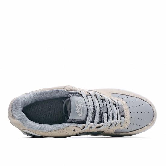 Nike Air Force 1 07 Yellow Grey White AH0287 209 Sneakers