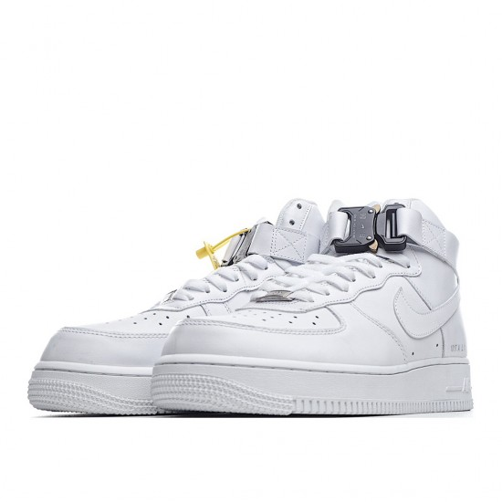 Nike Air Force 1 High White 315121-115 Sneakers