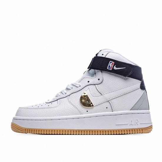 Nike Air Force 1 High White Black CT2306-100 Sneakers