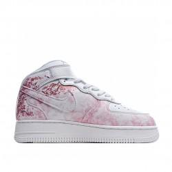 Nike Air Force 1 High White Multi AQ8020-601 Sneakers