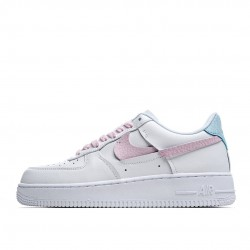 Nike Air Force 1 LXX White Pink Aqua DC1164 101 Sneakers
