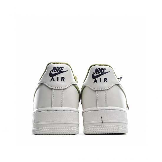 Nike Air Force 1 Low 07 Green White DD7209-107 Sneakers