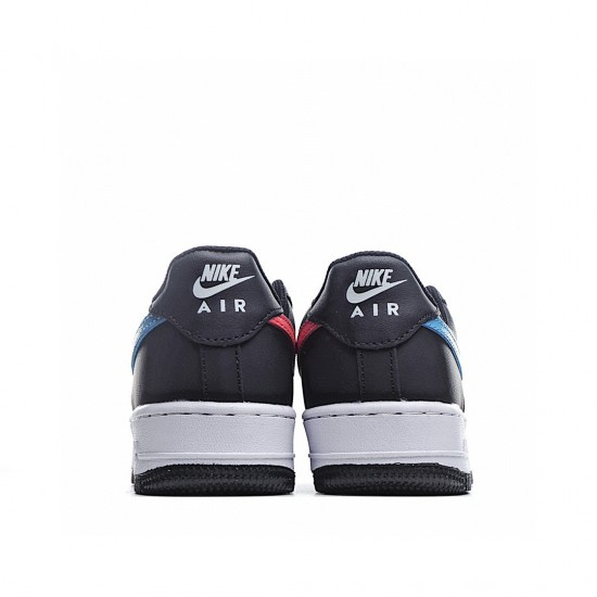 Nike Air Force 1 Low 3D Black Blue CT2816-001 Sneakers