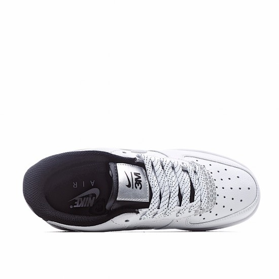 Nike Air Force 1 Low 3M Summit White CT2299-100 Sneakers