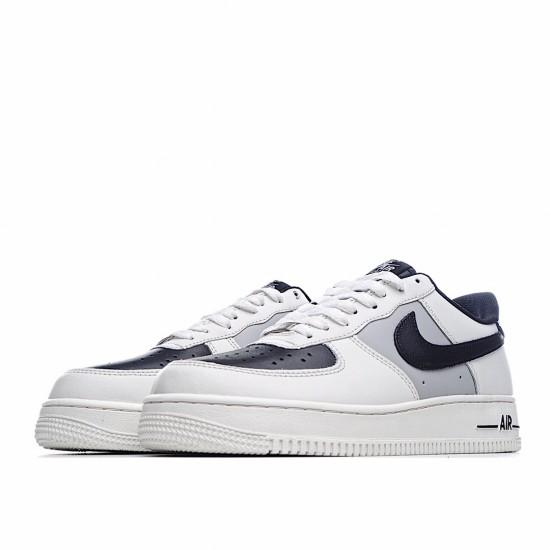 Nike Air Force 1 Low Beige Black Grey AH0287-211 Sneakers