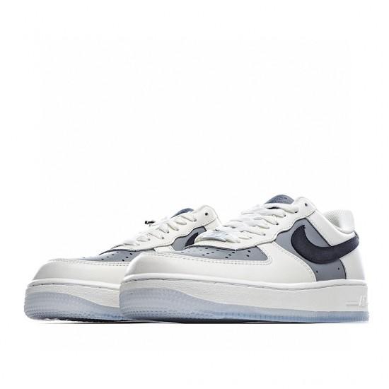 Nike Air Force 1 Low Beige Black Grey DC1405-001 Sneakers