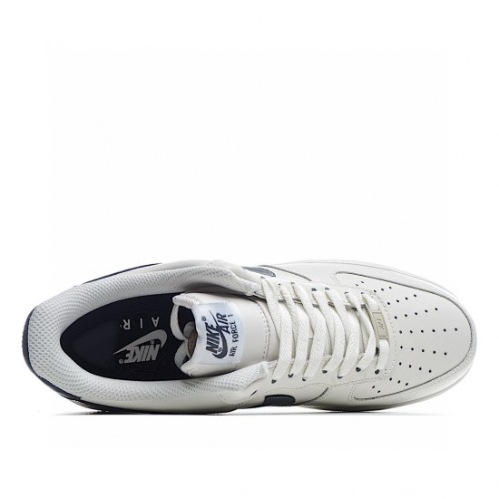 Nike Air Force 1 Low Beige Deep Blue DH2477-001 Sneakers