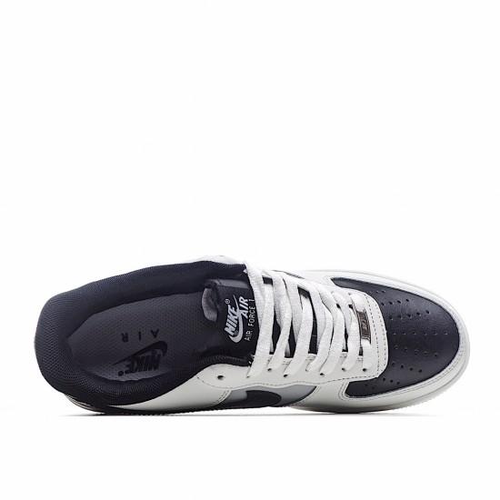 Nike Air Force 1 Low Black Beige Grey AH0287-211 Sneakers
