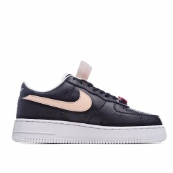 Nike Air Force 1 Low Black Pink CN8536-001 Sneakers
