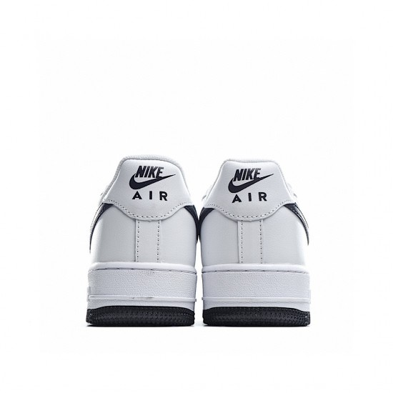 Nike Air Force 1 Low Black White CT2816-100 Sneakers