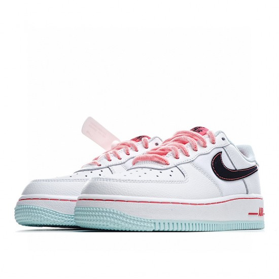Nike Air Force 1 Low Blue White Pink DD7709-109 Sneakers