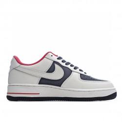 Nike Air Force 1 Low Deep Blue Red Beige DC7209-109 Sneakers