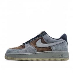 Nike Air Force 1 Low Grey Brown CQ5059-101 Sneakers
