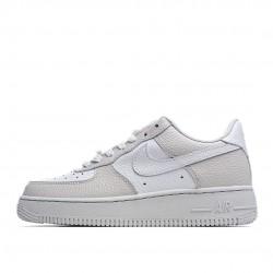 Nike Air Force 1 Low Light Bone Photon Dust DC1165-001 Sneakers