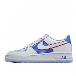 Nike Air Force 1 Low Pacific Blue DC1404-100 Sneakers