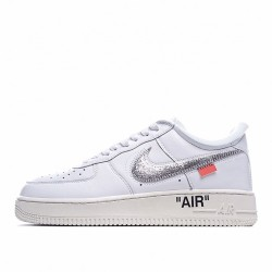 Nike Air Force 1 Low Virgil Abloh Off-White AO4297-100 Sneakers