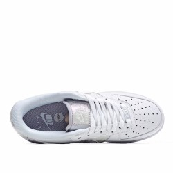 Nike Air Force 1 Low White Barely Grape CU3449-100 Sneakers