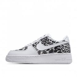 Nike Air Force 1 Low White Black 315122-111 Sneakers