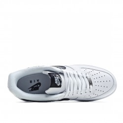 Nike Air Force 1 Low White Black DC1406-100 Sneakers