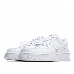 Nike Air Force 1 Low White Gold CT1989-100 Sneakers